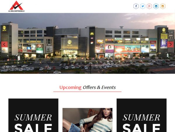 All India Shoppingmalls