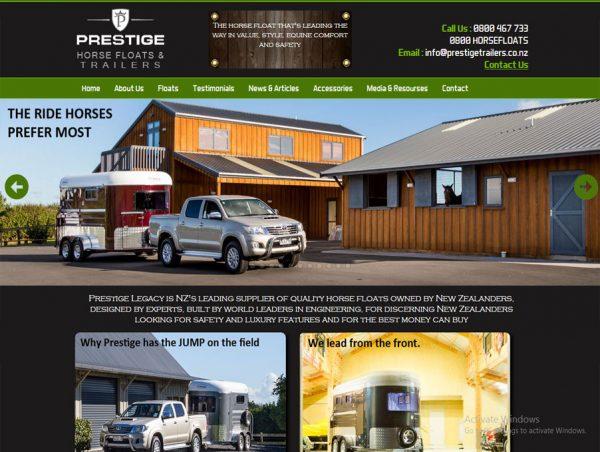 Prestigetrailers