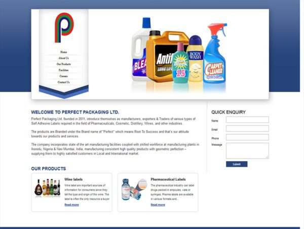 Perfect Packaging Ltd
