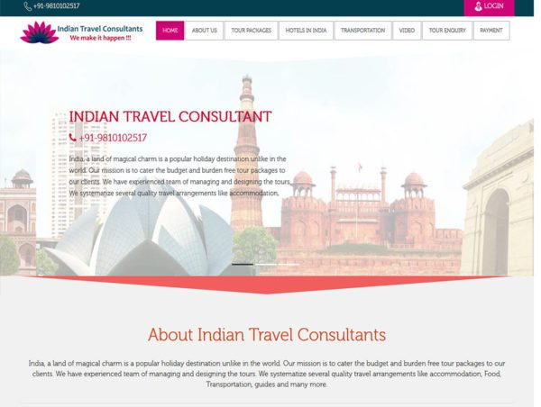 Indian Travel Consultants