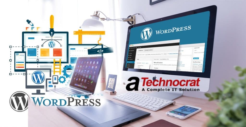 Wordpress for Website