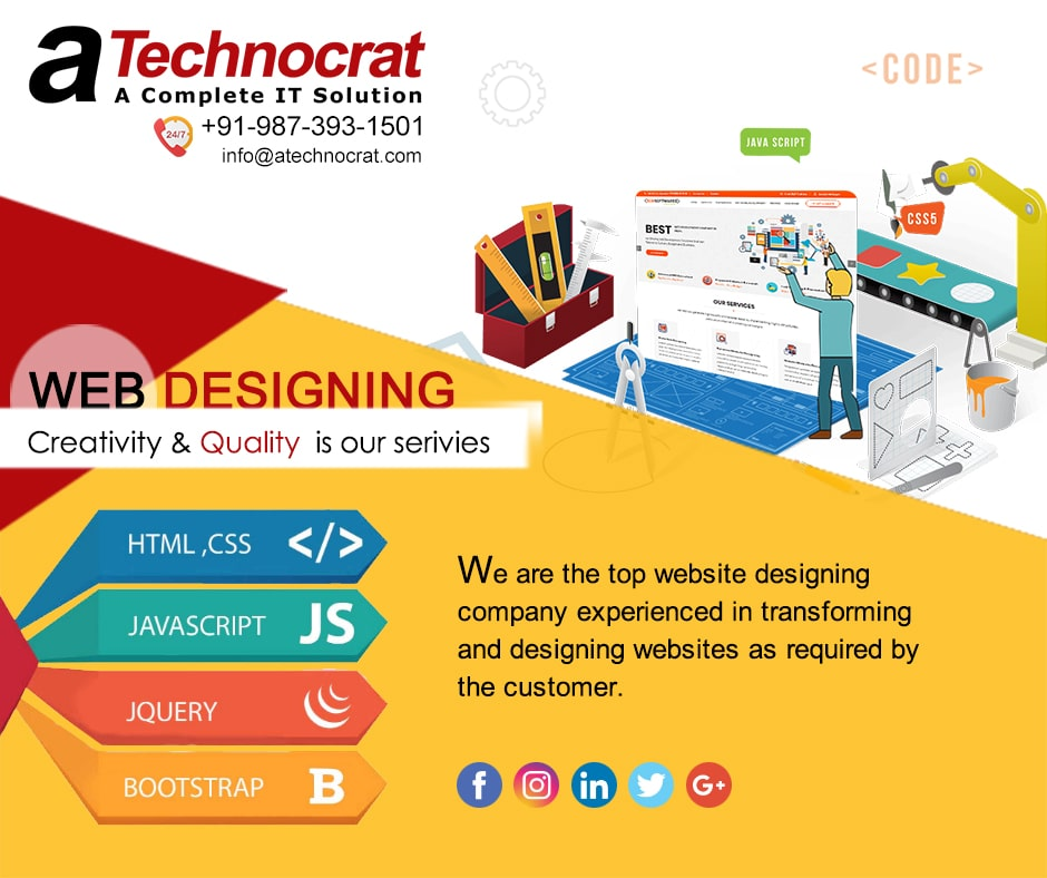 Website Designing Company in India, Web Design Agency